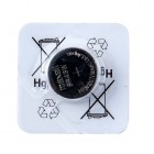 Батарейка SR43W: 386-BC1 SALINE таблетка (часы и пр.) 1,55V MAXELL