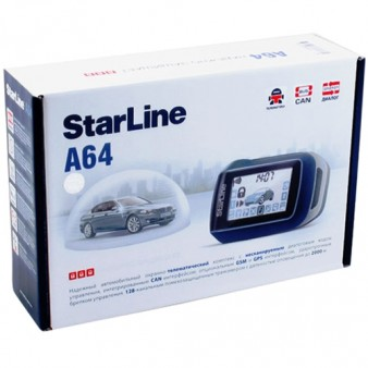 StarLine Twage A64 2CAN Slave